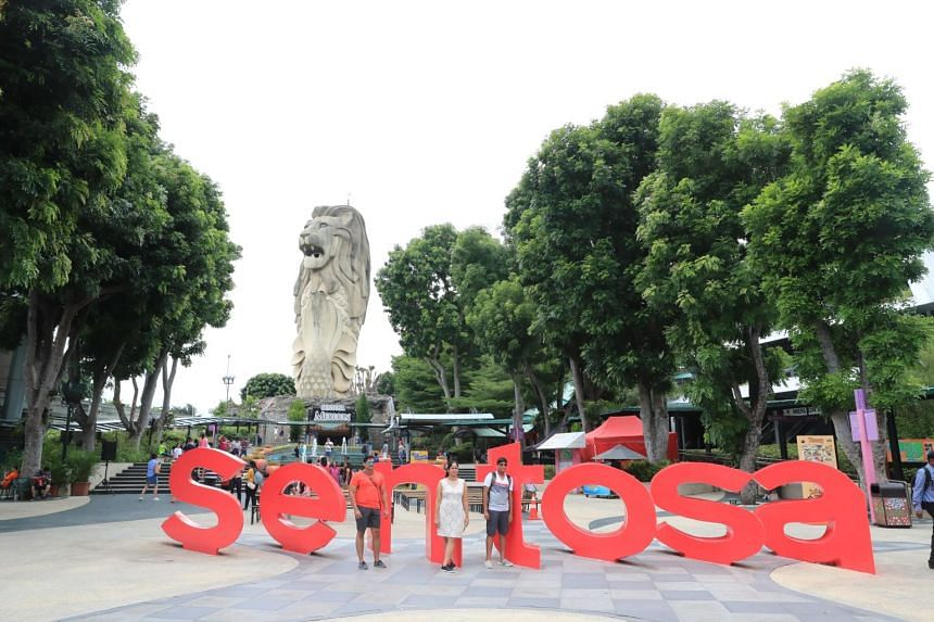 The changes in entry fees will be implemented for an initial period of two years, said Sentosa Development Corporation.