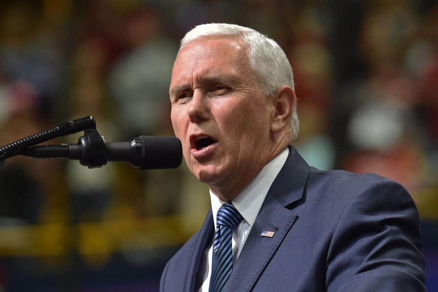 As the top representative from the world's largest economy, US Vice-President Mike Pence will have an audience with several world leaders interested in hearing more about US policy.