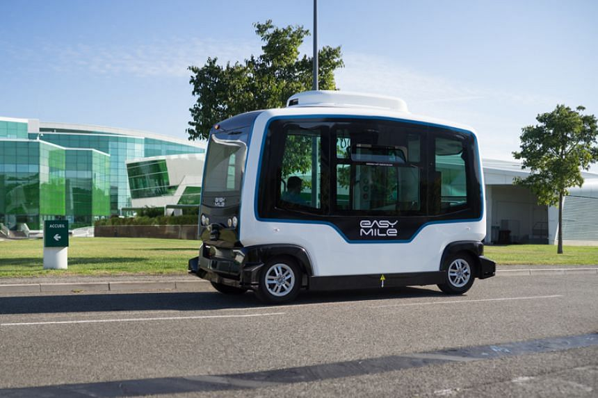 ComfortDelGro will be operating a year-long trial of the EZ10 autonomous shuttle together with French start-up EasyMile, which will provide the vehicle, and automotive distributor Inchcape, which is funding the trial.