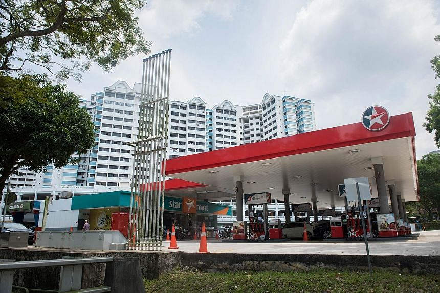 The biggest percentage rise in sales was enjoyed by petrol service stations, which saw their takings jump 11.4 per cent, owing to higher petrol prices.