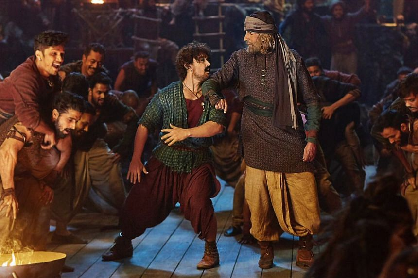 While Thugs Of Hindostan made big waves at the box office on its opening day, negative reviews hit the movie hard subsequently.