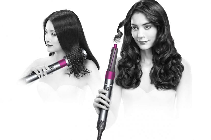 The Dyson Airwrap Styler stands apart from other hair curlers for its ability to style hair using what is known as the Coanda effect.