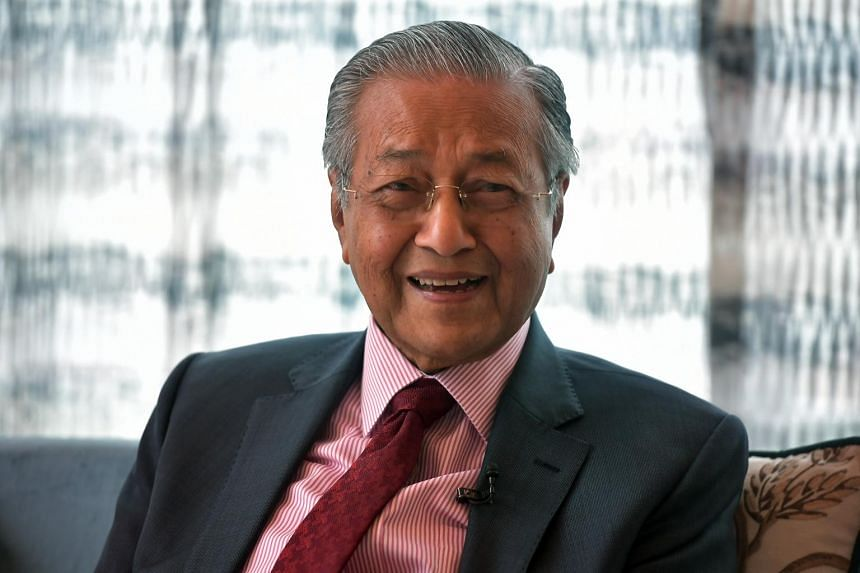 Malaysian Prime Minister Mahathir Mohamad is on an official visit to Singapore ahead of the 33rd Asean summit.