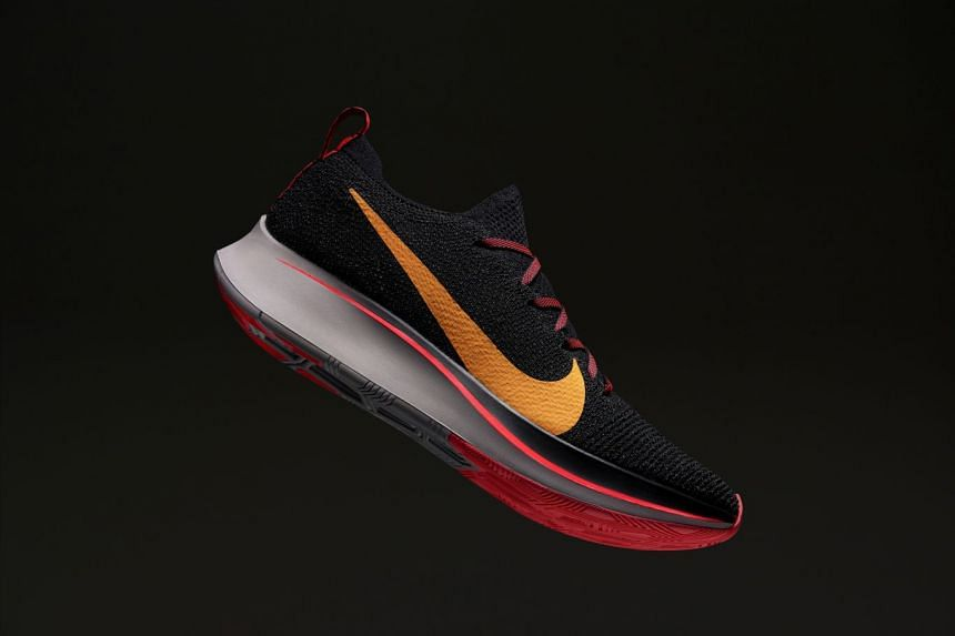 f755c4e28e0ef5 The Nike Zoom Fly Flyknit combines the shoe company s React Foam midsole  with its featherweight and