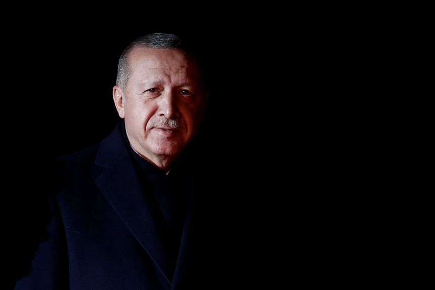 Turkish President Recep Tayyip Erdogan said he discussed Jamal Khashoggi's killing with the US, French and German leaders at dinner in Paris.