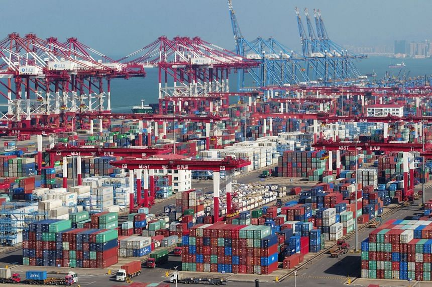 The tariff rate on US$200 billion in Chinese goods is set to increase to 25 per cent from 10 per cent on Jan 1.