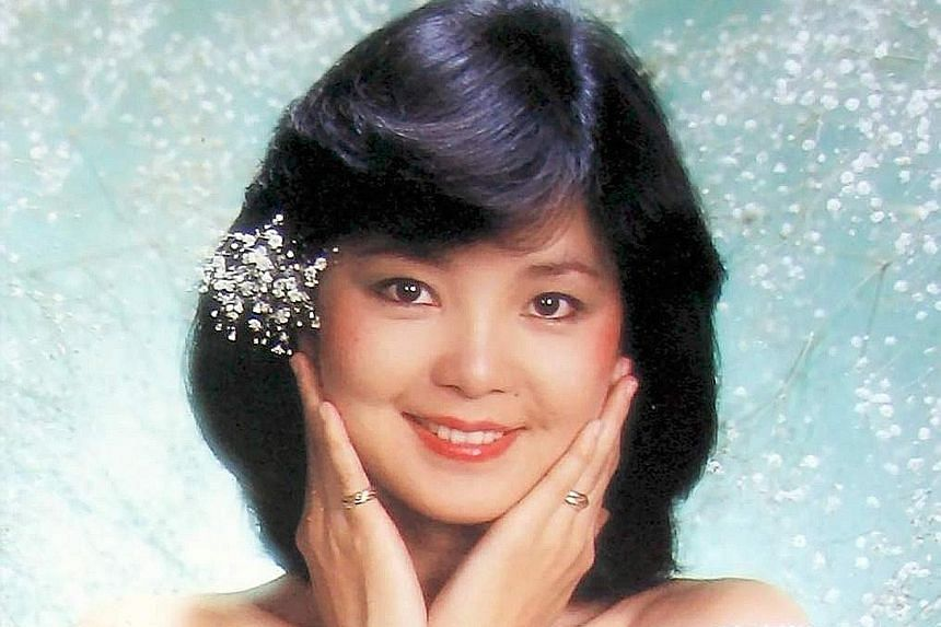 Each episode of the five-part series Memory Eclipse, by Fox Networks Group in Asia, will showcase a plot inspired by a Teresa Teng (above) song.
