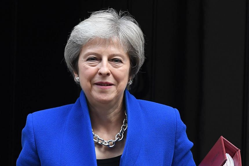Prime Minister Theresa May's government said it had agreed on a draft text of the Brexit agreement with Brussels to be presented to senior ministers on Wednesday (Nov 14).