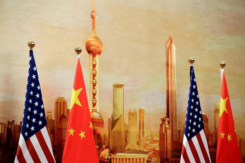 The US-China Economic and Security Review Commission's report comes as tensions between the two have soared over trade, with both sides placing hundreds of billions of dollars in tariffs on imported goods.