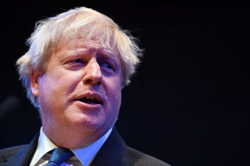 Johnson (above), who quit as foreign secretary over May's handling of Brexit, says he will vote against the deal.