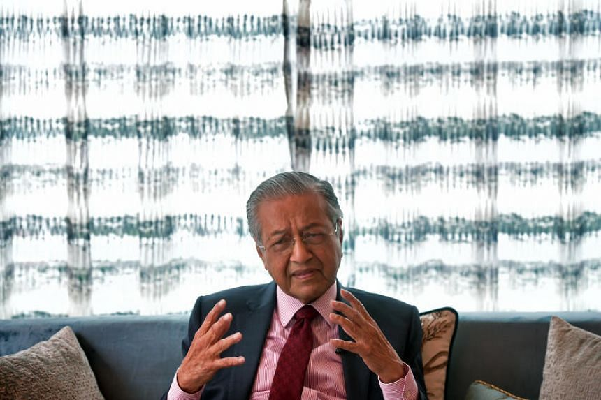 """Malaysian Prime Minister Mahathir Mohamad said his administration has to """"listen to everybody who has ideas"""" and even """"plagiarised"""" proposals in the recent Budget presentation."""