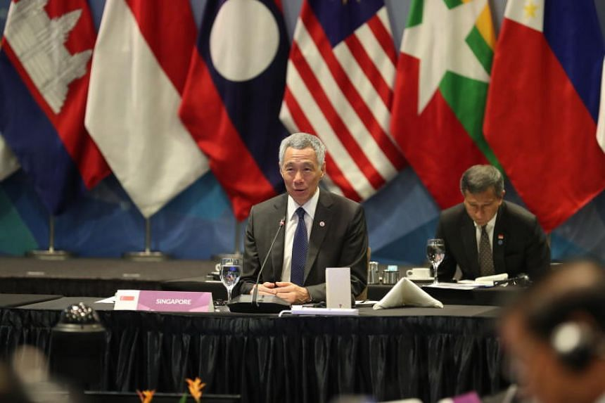 Prime Minister Lee Hsien Loong said at the Asean-Australia informal breakfast summit that tremendous progress has been made to advance negotiations on the Regional Comprehensive Economic Partnership as well.
