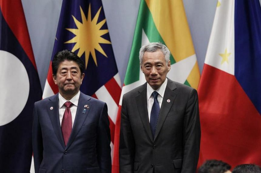 PM Lee Hsien Loong thanked Japan for its offer to host a high-level meeting of the network in 2019 to help cities in the network effectively implement their action plans.