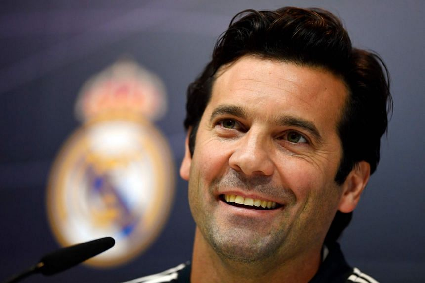 Solari has led the team to four wins in four games since taking over as interim manager.