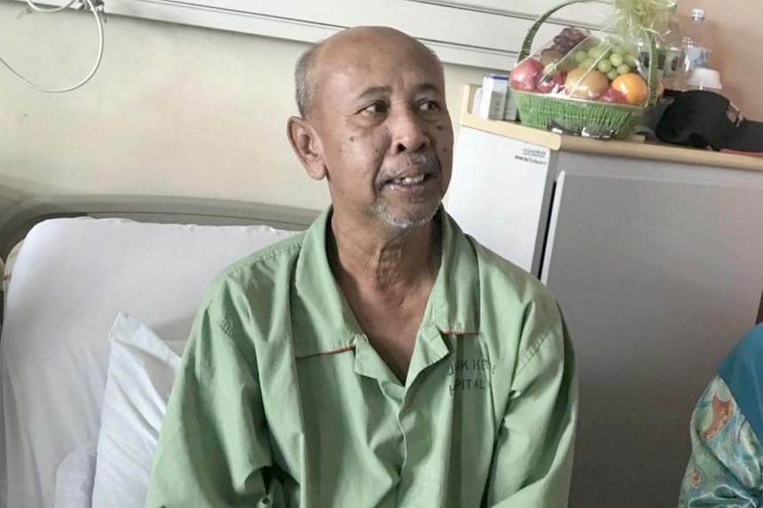 Comedian Zaibo, whose real name was Zainal Ariffin Abdul Hamid, had stage four oesophageal cancer.