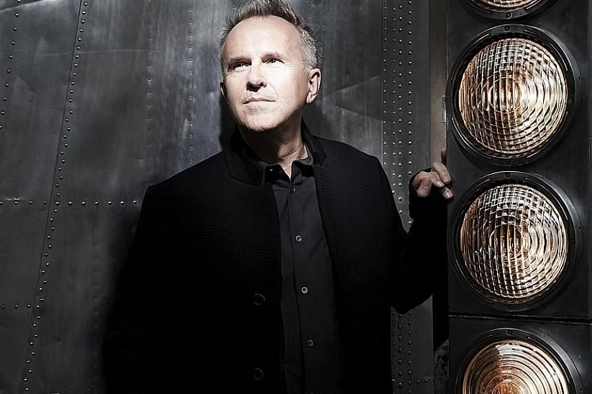 """New Wave icon Howard Jones says his upcoming album, Transform, is very electronic and """"synth-pop nouveau""""."""