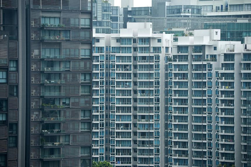 Developers sold 487 units in October, down 48 per cent from 932 in September, and 36 per cent lower than the 761 units booked in October last year.