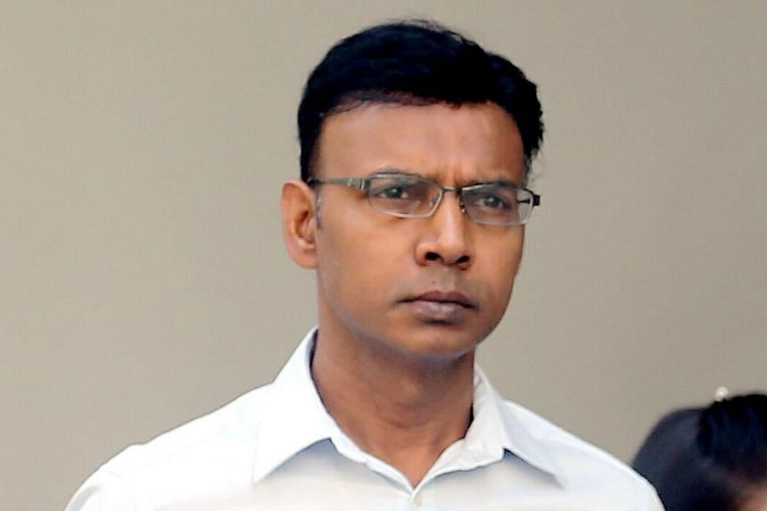 Tibrewal Sunil Kumar, 48, Was sentenced to 10 months' jail and disqualified from driving all classes of vehicles for eight years.
