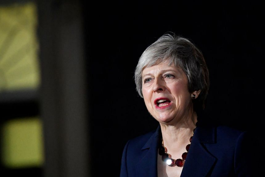 PM Theresa May staked her future on a deal which she hopes will solve the Brexit riddle - leaving the EU while preserving the closest possible ties.