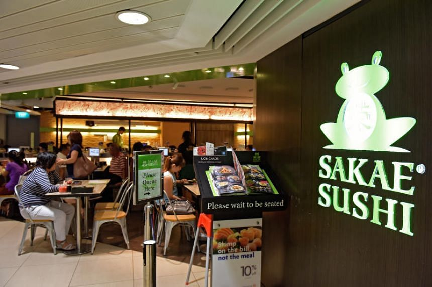 Sakae Holdings' revenue was 36.6 per cent lower at $10.4 million, compared to $16.4 million a year ago.
