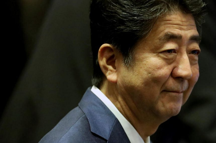 Japan's Prime Minister Shinzo Abe is expected to pay respects to the Australian and Japanese war dead during his visit.
