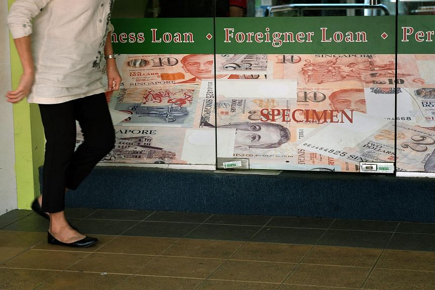 Under the first phase of implementation, aggregate loan caps will be set to limit the amount Singapore citizens, permanent residents and foreigners living in Singapore can borrow from all licensed moneylenders combined.