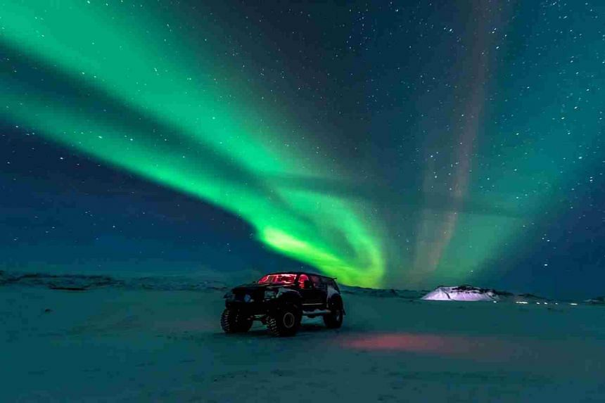 Chase an Aurora Borealis or two in the Arctic Circle. PHOTO: CHAN BROTHERS TRAVEL