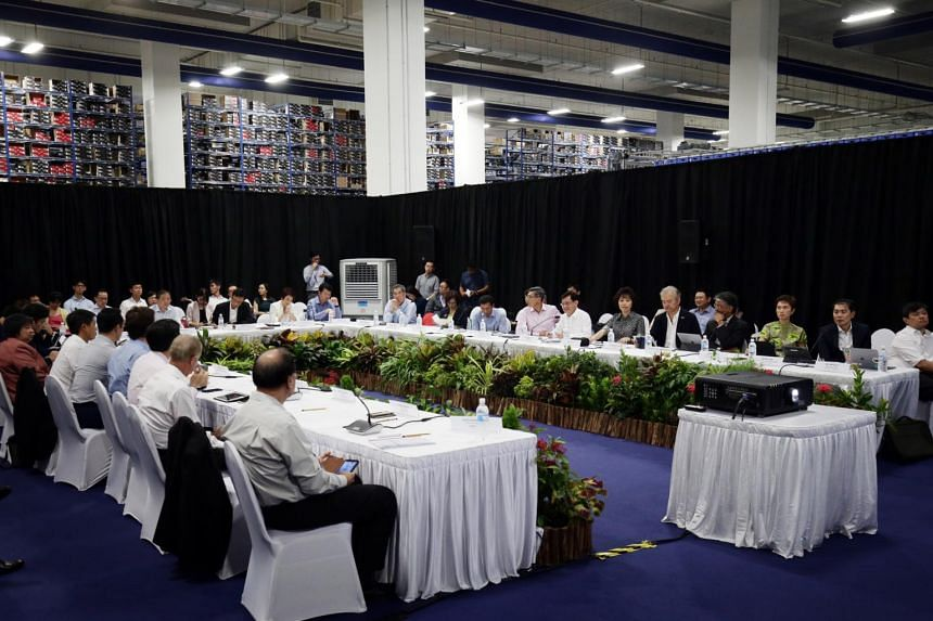 The new council met for the first time on Nov 16, 2018, at the SingPost Regional eCommerce Logistics Hub.