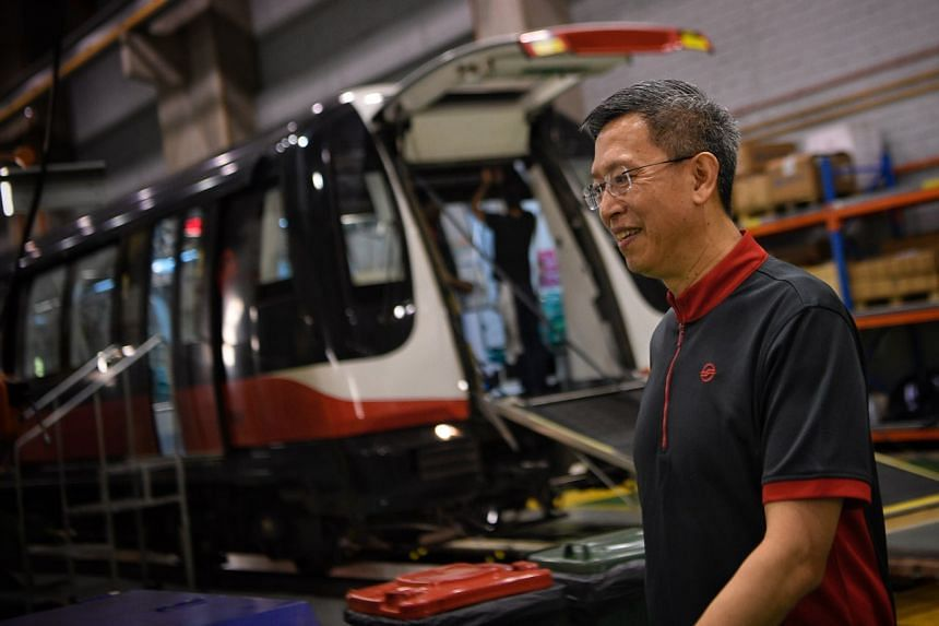 To ensure staff perform, it takes good leadership as well as engagement with the ground, said SMRT's chief executive Neo Kian Hong.