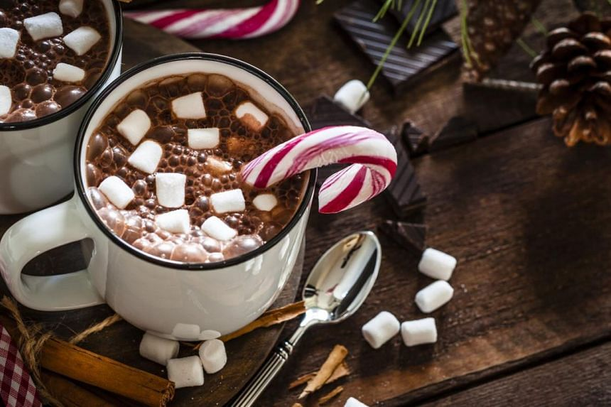 Watch out for hidden sugars in sweetened beverages when you enjoy your Christmas feasts. PHOTO: ISTOCK