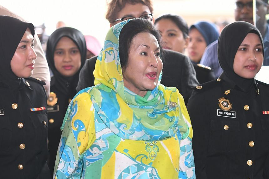 Rosmah Mansor has pleaded not guilty to soliciting RM187.5 million (S$61.6 million) in bribes and accepting RM1.5 million over a solar hybrid project for rural schools in Sarawak. Her bail has been set at RM1 million with one surety.