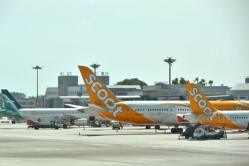 Budget airline Scoot has projected double-digit annual growth over the next three years.