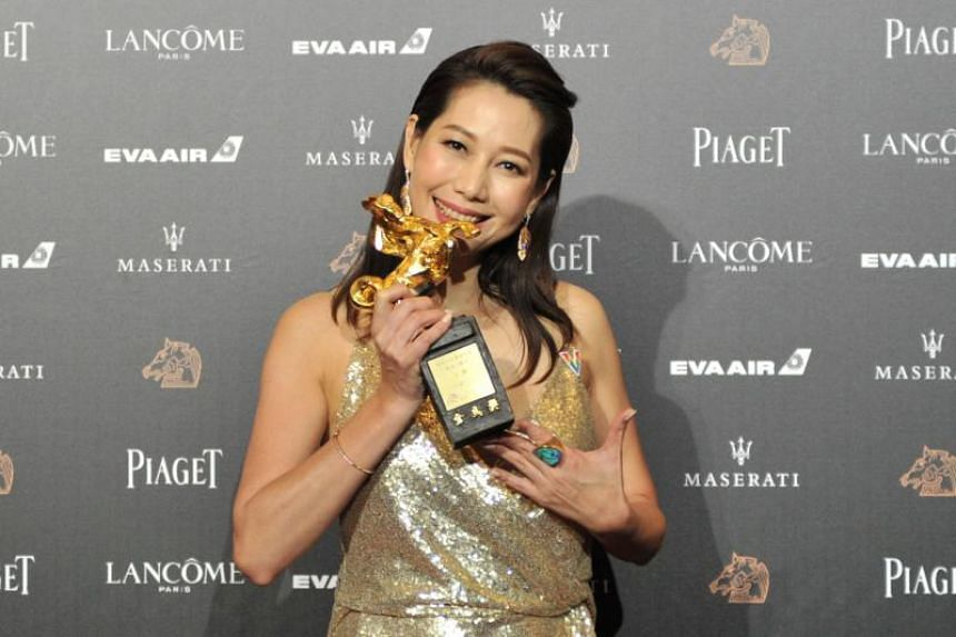 Taiwanese Actress Ding Ning Took Home The Best Supporting Award For Her Part In Cities