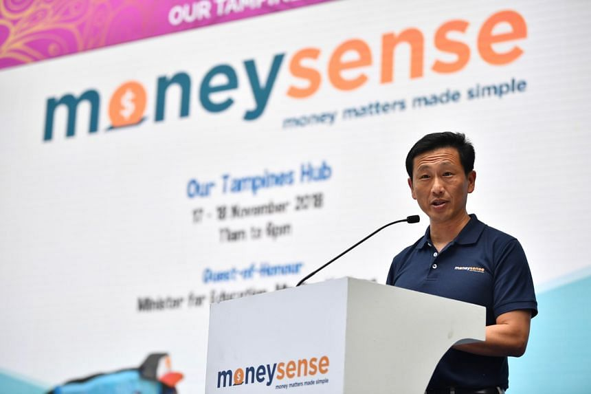 Education Minister Ong Ye Kung said that the roll-out of the new curriculum follows a successful pilot project involving 7,000 polytechnic and ITE students earlier this year.