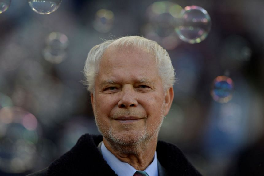 """West Ham co-chairman David Gold (above) told the Daily Telegraph there was no evidence to support that view and he was backed by Watford's operations director Glyn Evans, whose side want to """"keep the status quo""""."""