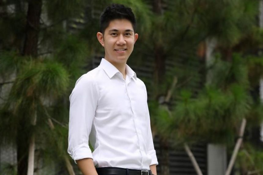 Mr Alvin Li is is the co-founder and chief executive of The Kommon Goods, an eco-friendly lifestyle brand producing non-plastic items.