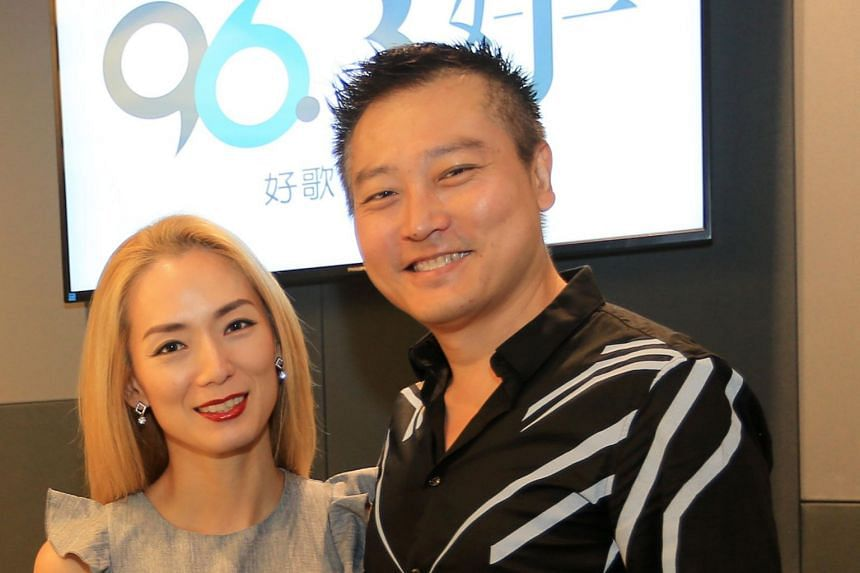 Jacelyn Tay announced on social media that she is in the final stage of divorce proceedings with her husband Brian Wong.