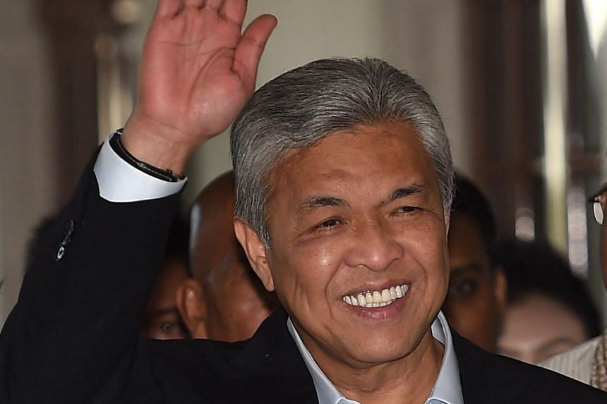 Umno president Ahmad Zahid Hamidi has called for a merger between his party and political rival PAS.