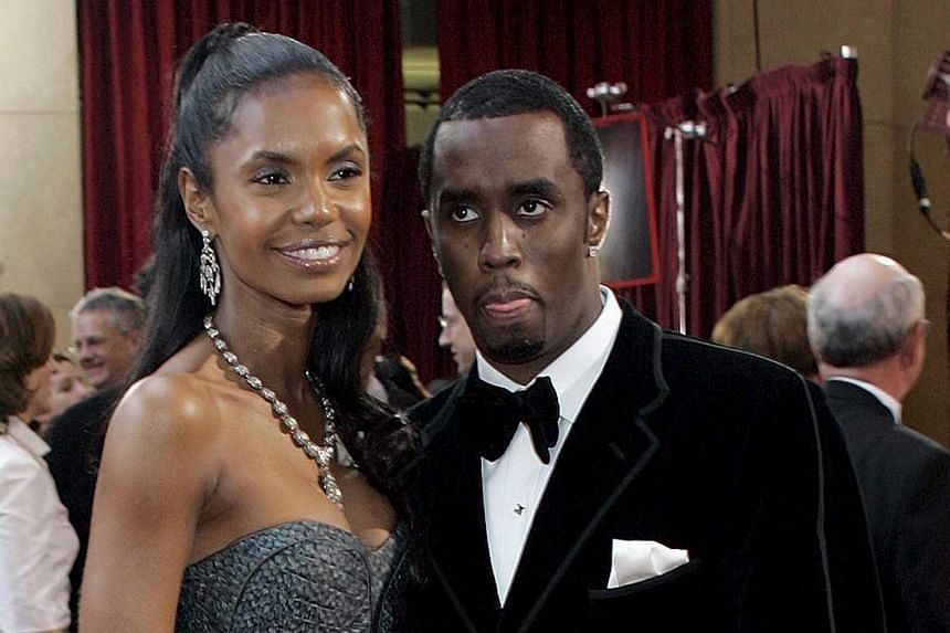 """Kim Porter and Sean """"Diddy"""" Combs, who were a couple for more than a decade, split up in 2007 but remained on good terms."""