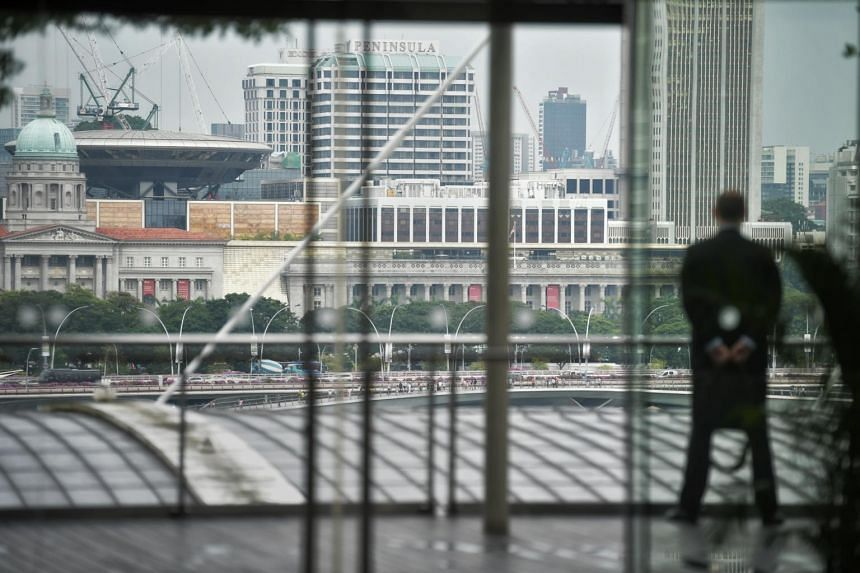 While Singapore's economy grew strongly in 2018 and continued to motor at a reasonable pace through the first half of the year, stresses have started to emerge in recent months.