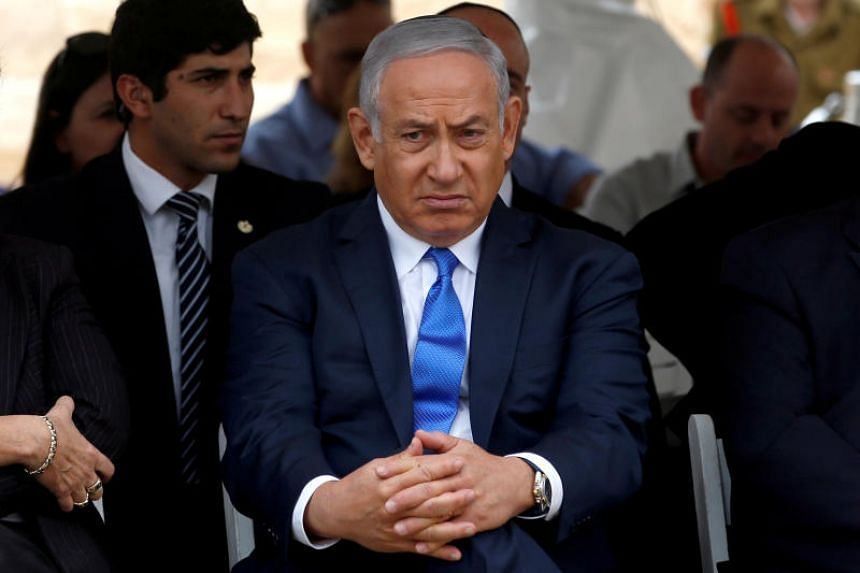 Israeli Prime Minister Benjamin Netanyahu has met over the past few days with coalition partners who have been calling for an early election.