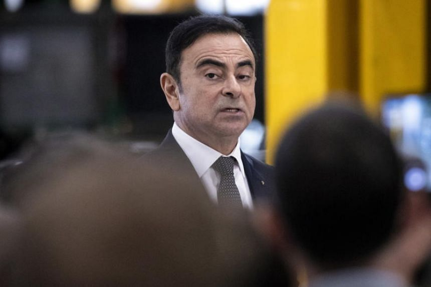 The Asahi newspaper reported that Carlos Ghosn was suspected of having understated his own income on financial statements and had agreed to voluntarily speak to prosecutors.