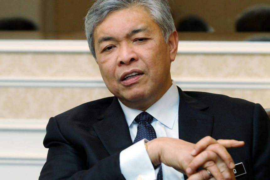 Umno president Ahmad Zahid Hamidi has called for a merge between his party and long-time rival Parti Islam SeMalaysia (PAS).