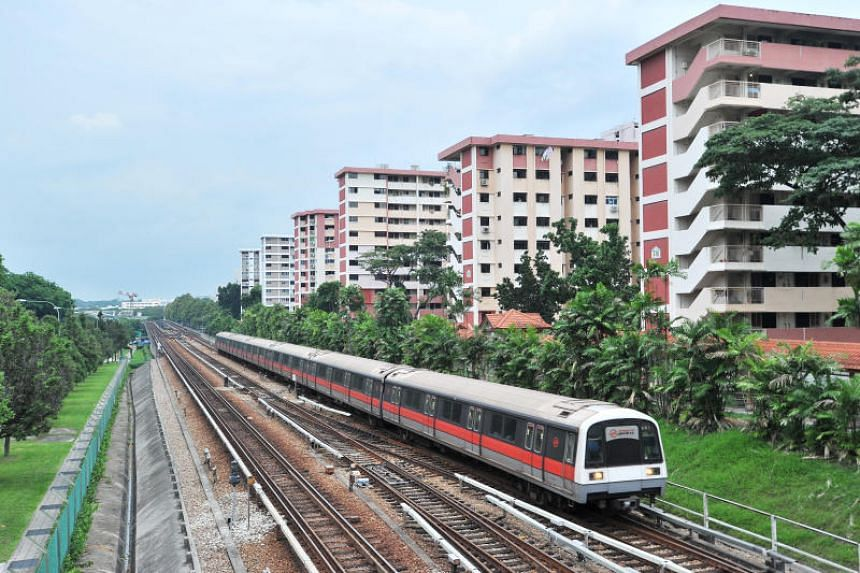 Senior Minister of State for Transport Janil Puthucheary said building rail lines will cost more, not just because of inflation, but owing to more challenging construction conditions.
