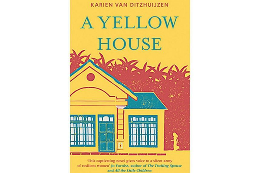A Yellow House is worth a read, especially for younger readers who will benefit from a more complex view of the domestic helpers that keep a home running.