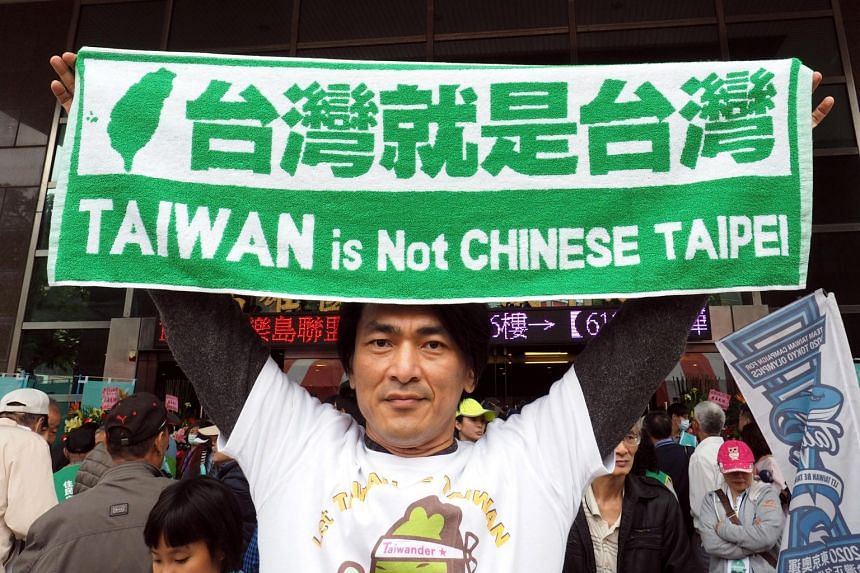 """Taiwan will vote on Nov 24, 2018, on whether the island should compete as """"Taiwan"""" and not """"Chinese Taipei"""" in a controversial referendum alongside local elections."""