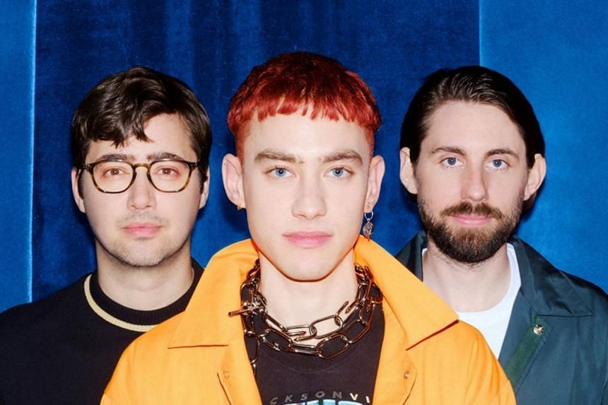 British electro-pop band Years & Years will perform their first full concert in Singapore at The Star Theatre on Feb 27, 2019.