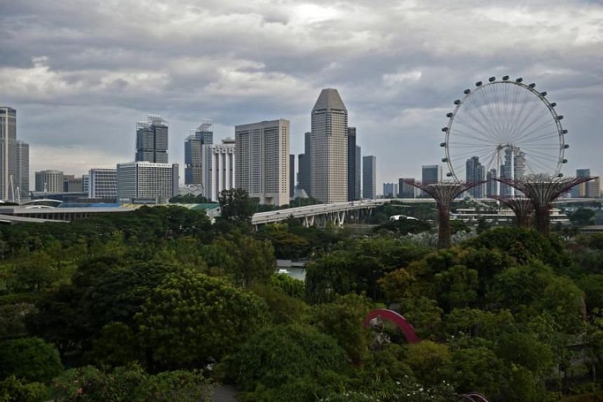 Singapore investors are also bullish on the local equity market, with close to 60 per cent expecting it to perform better in 2019.
