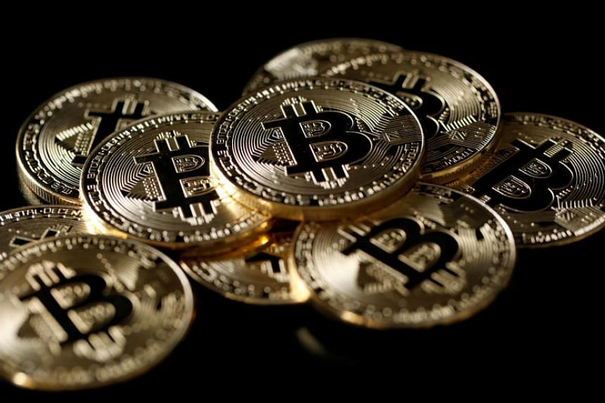 Bitcoin sunk as far as US$4,327, its lowest since October 2017.