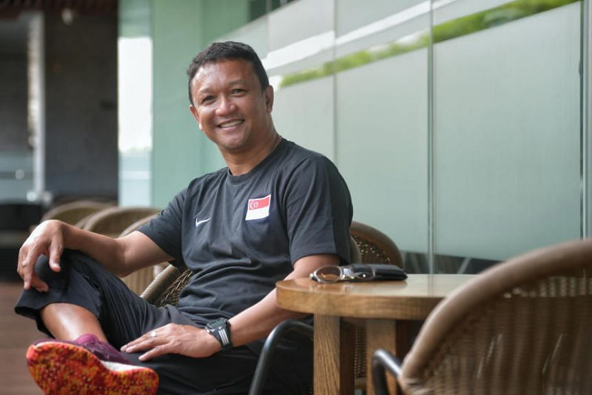 Fandi Ahmad has made it pertinent to create a positive atmosphere.